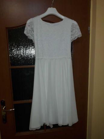 Sukienka komunijna na przebranie