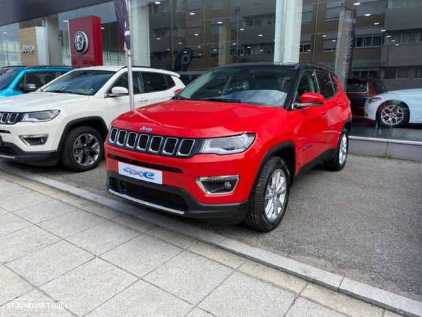 Jeep Compass 1.3 TG 4Xe Limited