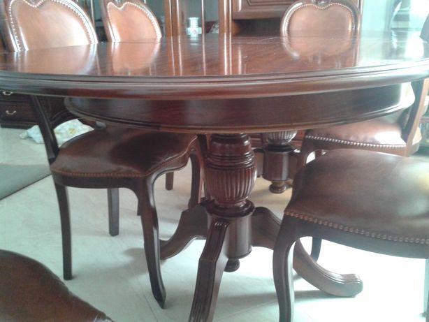 movel sala jantar, madeira, mogno