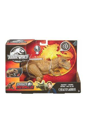 Jurassic World Roarivores Ceratosaurus динозавр парк Юрского Mattel