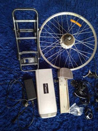 Електровелонабір від велосипеда Azimut Li-ion 250 W 36V 10A акумулятор