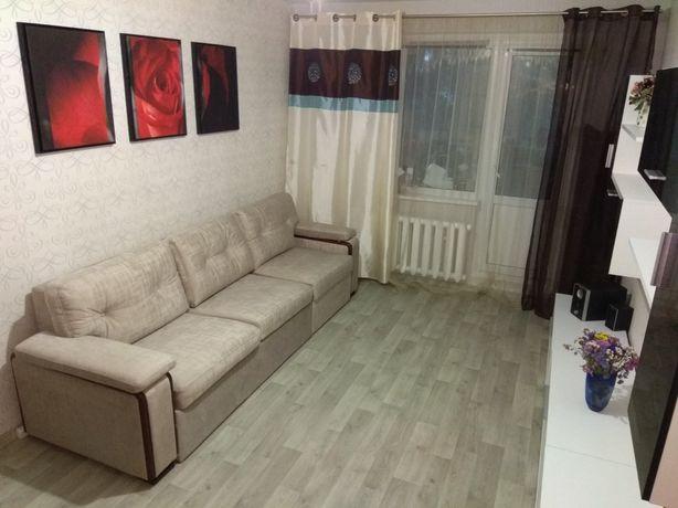 3 комн. квартира (или 2к.+1к.) Троещина, ул. Милославская,45.