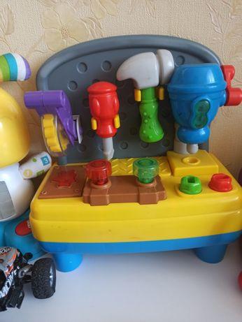 """Игровой набор инструментов для мальчика  Keenway """"Маленький мастер"""