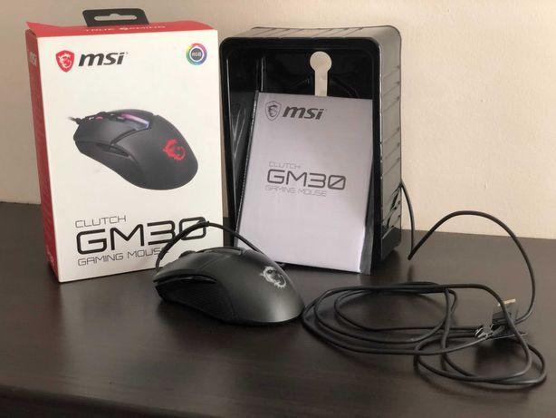 Mysz RGB Gaming MSI GM30