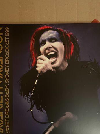 Marilyn Manson – Sweet Dreams Baby. Sydney Broadcast 1999 Винил