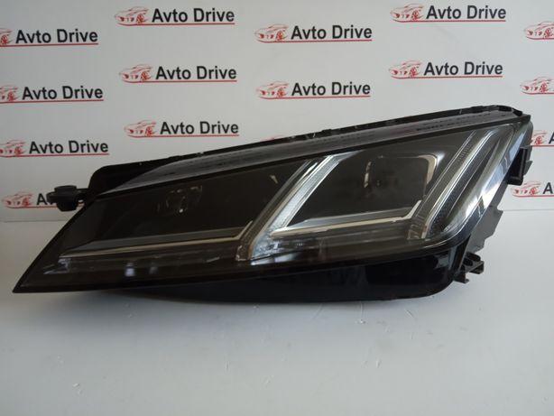 Левая фара Audi TT 8S Full Led Matrix 8S0941035B