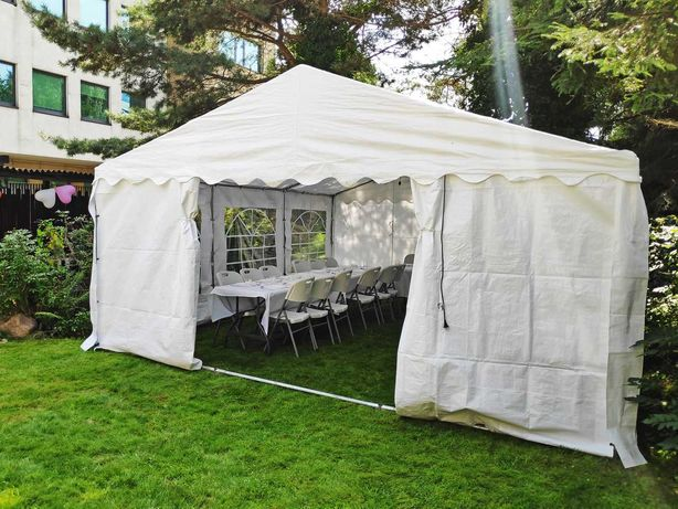 Namioty - wypożyczę. Komunie, imieniny, chrzciny, wesela...