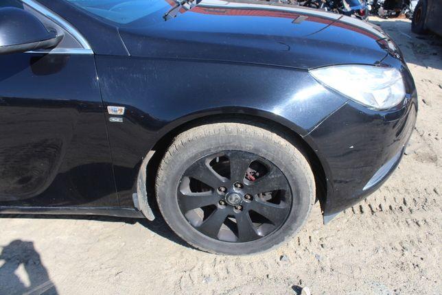 Błotnik prawy przód Opel Insignia rok 2009, kod l. Z20R