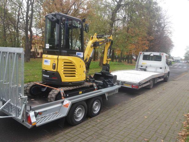 Usługi transportowe-Pomoc drogowa