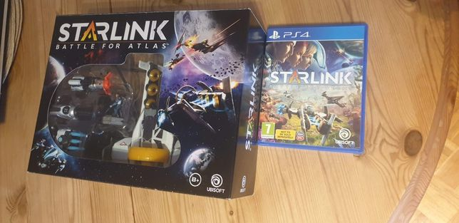 Starlink PS4 gra + pakiet