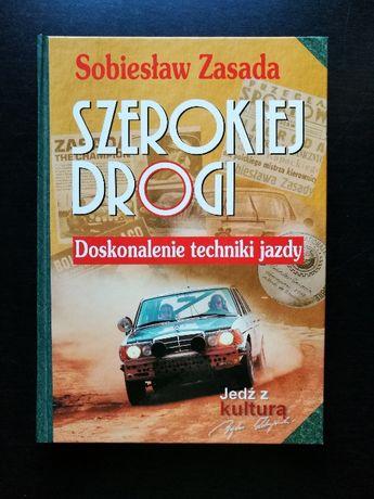 """""""Szerokiej drogi"""" Stanisław Zasada, doskonalenie techniki jazdy"""