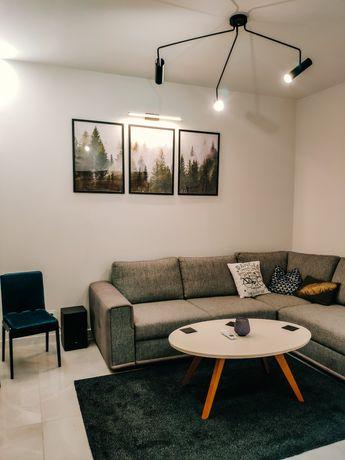 M1 mieszkanie wyposażone, bezczynszowe, Klima, gwarancja, parter, L-no