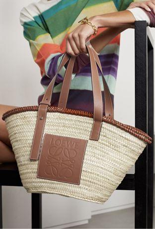 Kosz torebka Loewe nowy koszyk medium Oryginał
