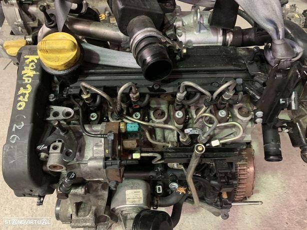 Motor 1.5dci k9k270