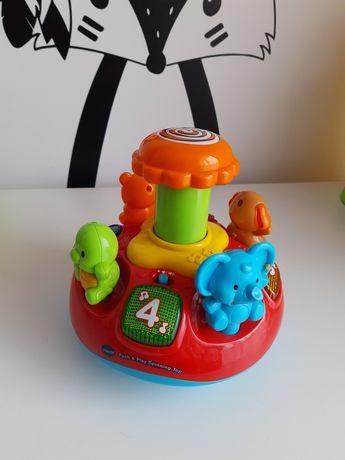 Zabawka karuzela że zwierzątkami