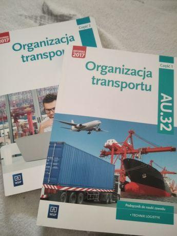 Organizacja transportu cz. I i II