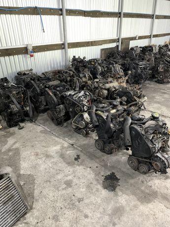 Мотори КПП Фольксваген Volkswagen Golf 1.6D,1.6TD,1.9TDI,1.9D T2 T3 T4