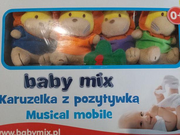 Каруселька babymix