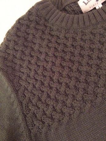 Sprzedam grafitowe sweter firmy LeeCooper - nowy!!