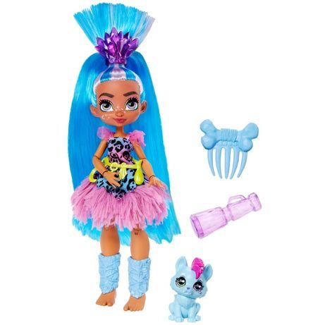 Кукла Телла и питомец Ханч Пещерный клуб Cave Club Tella Doll with Din