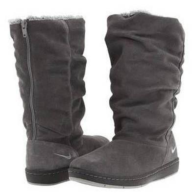 Buty damskie nike sneaker hoodie 39 śniegowce