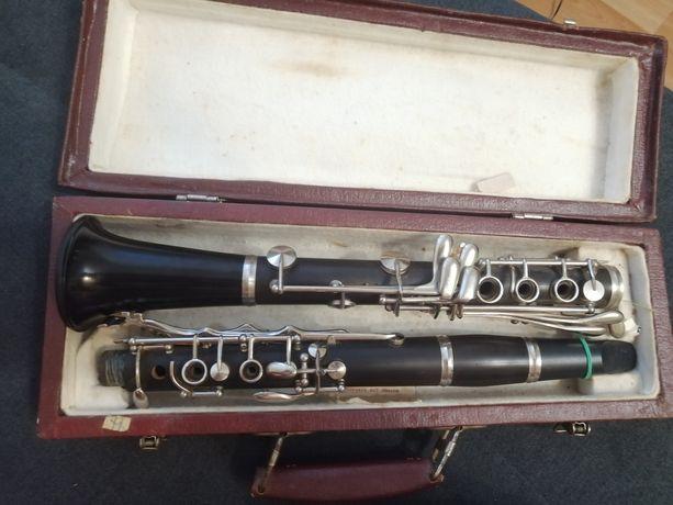 Эбонитовый кларнет