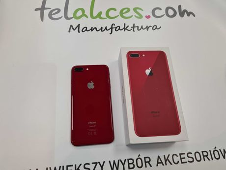 IPHONE 8 PLUS 64GB Red Sklep Manufaktura cena:999zł