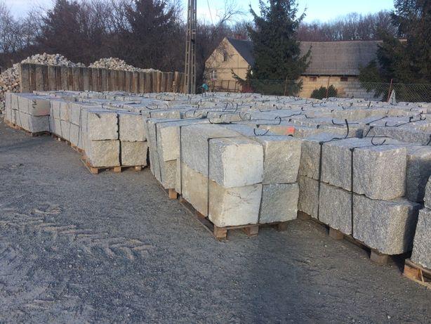 Kamień murowy, granit, ogrodzenia