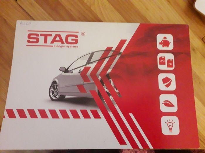 Instalacja gazowa LPG STAG IV QBOX BASSIC Siedliszcze - image 1