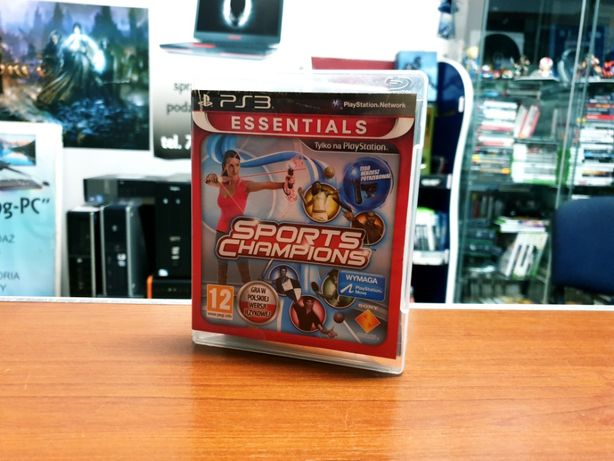Sports champions Gry na PS3