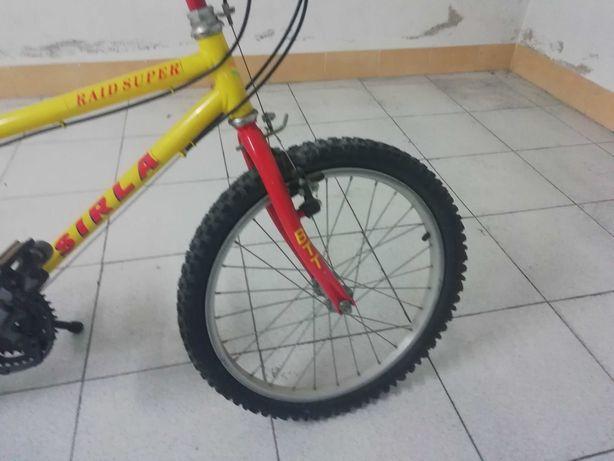 Bicicleta sirla raid super