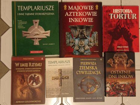 W imię Rzymu Templariusze Majowie Aztekowie Inkowie Historia tortur