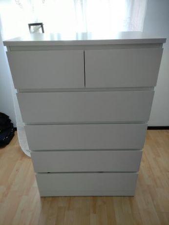 Cómoda  MALM 80x123cm IKEA como nova