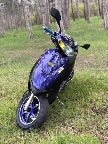 Suzuki ZZ inch-up sport