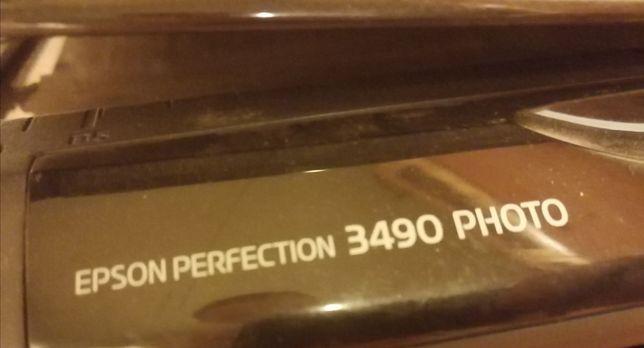 Skaner do negatywów Epson Perfection 3490 Photo