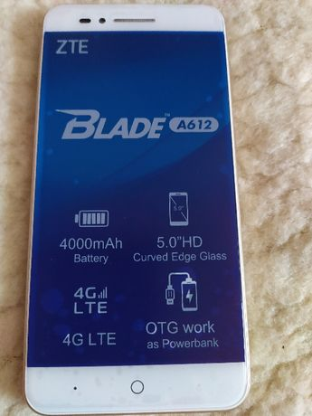 Nowy Telefon ZTE Blade A612