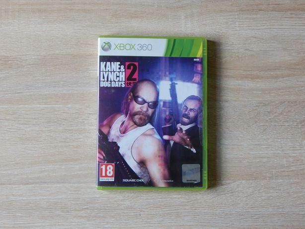 Kane & Lynch 2 Dog Days Gry Xbox 360/One