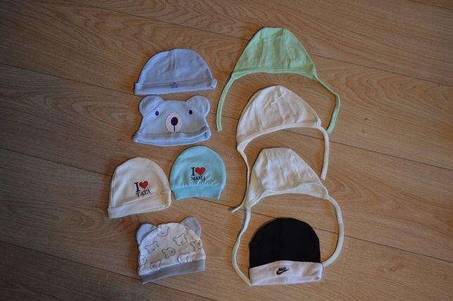 czapki 62 chłopiec