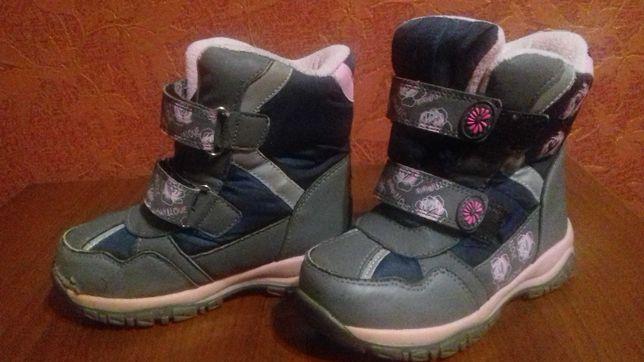 Ботинки Tom.m для девочки 19 см.