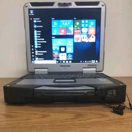 Panasonic cf 31 Mk4 2,7Мгц 8 гб 500 гб 3G