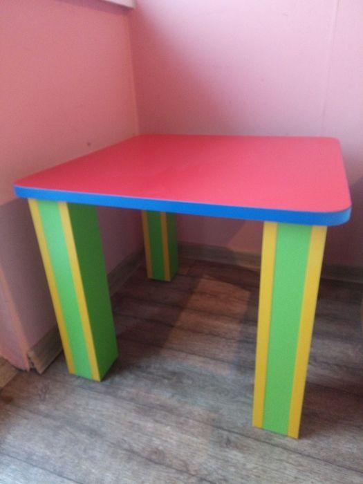 Stolik dziecięcy drewniany Prudnik - image 1