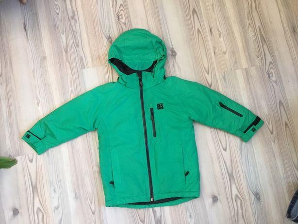 Зимняя-демисезонная куртка cubus 110рост