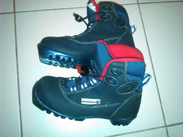 buty (narty biegowe) dla dziecka - Rossignol NNN II r.31 (20 cm)