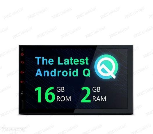 "AUTO RÁDIO 7"" GPS ANDROID 10.0 2DIN MULTIMEDIA"