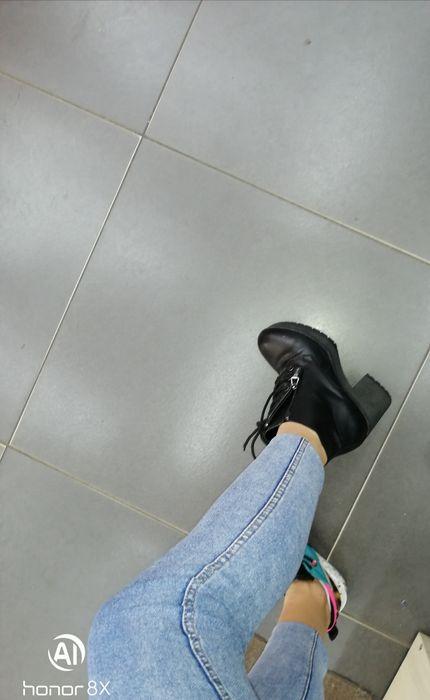Ботинки Bershka женские Каменское - изображение 1