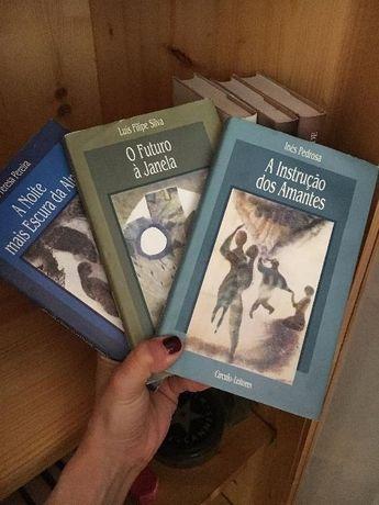 Colecção Livros Romance Circulo dos Leitores