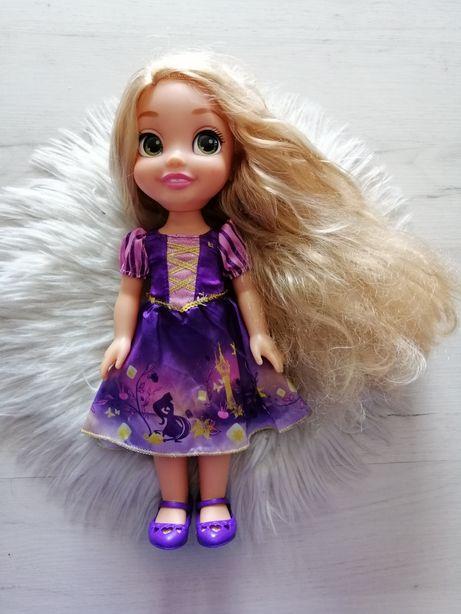 Duża lalka Disney roszpunka