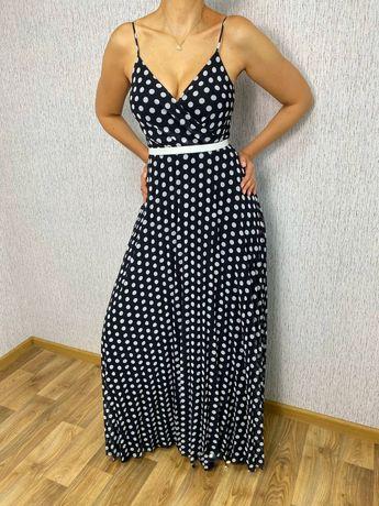 Продам , новое шелковое платье , производитель Турция