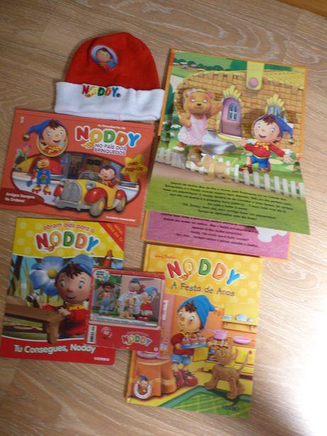 Livros  infantis do Nody