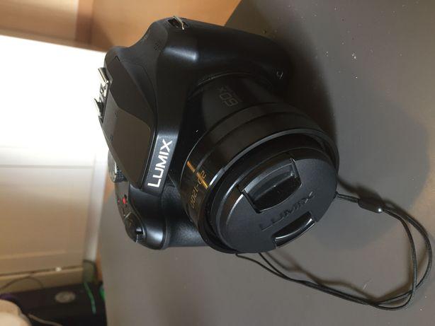 Câmera Panasonic Lumix fz82 4K